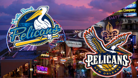 Pelicans are asking fans to imagine the possibilities of a NOLA-themed nickname.